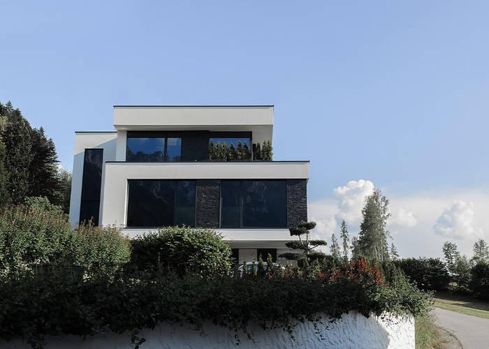 Neubau Villa Ober Sterreich Land